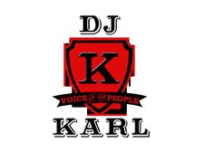 DJ Karl  logo