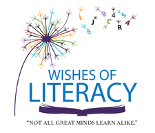 Wishes of Literacy Inc. logo