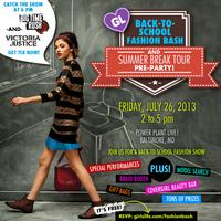 GL's Back-to-School Fashion Bash