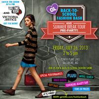 GL's Back-to-School Fashion Bash