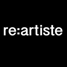 RE:ARTISTE International Art Organization logo