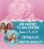 Chloe & Paige ~ VIP Bring on Baltimore 1