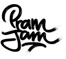 Pram Jam logo
