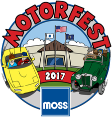 Moss Motors, Ltd. logo