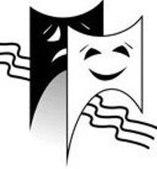 Troupe du théâtre des Deux Rives de Beloeil logo