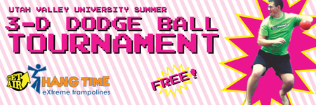 UVU Summer Dodgeball Tournament