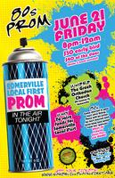 In the Air Tonight - an 80's themed prom from Somerville Local...
