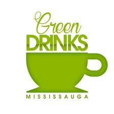 Green Drinks Mississauga logo