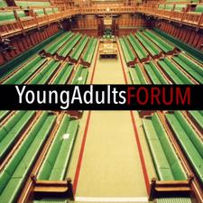 Youngs Adults Forum logo