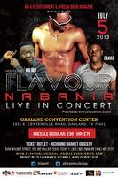 EBAKO PERFORMING AT FLAVOUR CONCERT JULY 5th Hosted by...