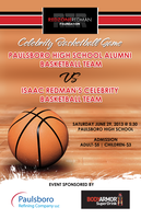 Celebrity VS Paulsboro Alumni Basketball Game