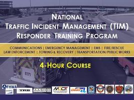 National Traffic Incident Management Responder