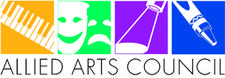 Allied Arts Council  logo