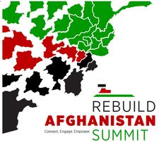 Rebuild Afghanistan Summit logo