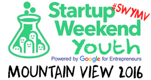 Startup Weekend Youth Mountain View 01/16