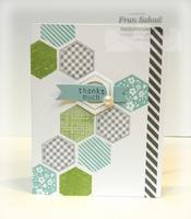 Six-Sided Sampler Card Class