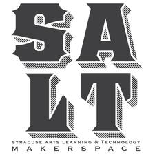 Syracuse Arts Learning & Technology Makerspace logo