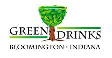 Green Drinks Bloomington logo