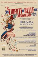 July 4th Liberty Belle Extravaganza