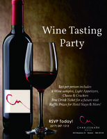 June Wine Tasting Party