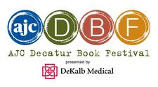 The AJC Decatur Book Festival logo