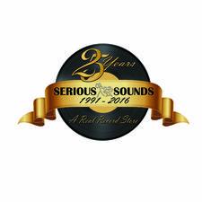 Serious Sounds, Etc. Record Store logo