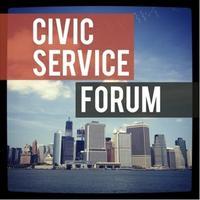 Civic Service Forum: Civic Engagement