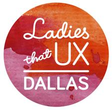 Ladies That UX Dallas logo