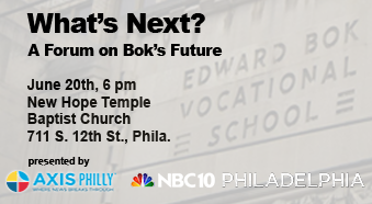 What's Next? A Forum on Bok High's Future