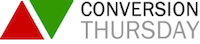 Conversion Thursday logo