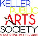 Keller Public Arts Society logo