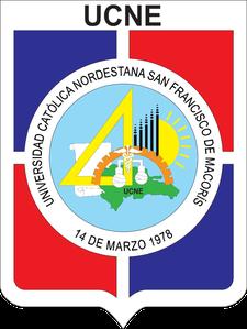 Universidad Católica Nordestana logo