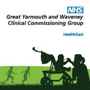 NHS Great Yarmouth and Waveney CCG logo