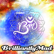 BrilliantlyMad Collective logo