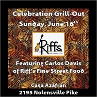 Celebration Grill-Out to benefit Conexion Americas
