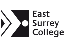 East Surrey College - Caring Services & Sport logo