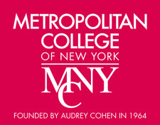 Metropolitan College of New York and the Office of Career Development logo
