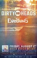 Dirty Heads • The Expendables • Cabin By The Sea Tour...
