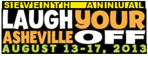 2013 Laugh Your Asheville Off Festival Pass*