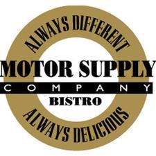 Motor Supply Co. Bistro logo