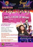 Girls on Fire Gospel Brunch Explosion