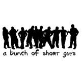 A Bunch of Short Guys logo