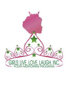 "Girls; Live, Love, Laugh, Inc. - Founder Allison ""The Youthpreneur"" James logo"