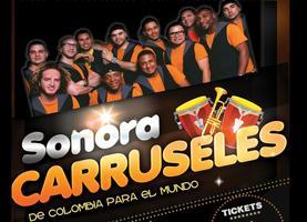 Sonora Carruseles - EN CONCIERTO