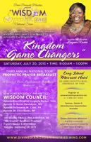 "Divine Diamonds Ministries 2013 National Tour ""Wisdom..."