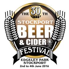 Stockport Beer and Cider Festival logo