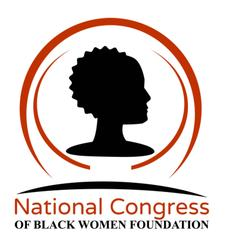 National Congress of Black Women Foundation  - NCBWF logo