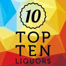 Top Ten Liquors logo
