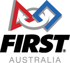 FIRST® Australia Robotics Programs logo
