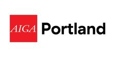 AIGA Portland logo